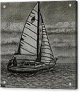 Catalina 25 Acrylic Print
