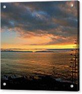 Catalina Island Sunset Acrylic Print
