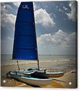 Catamaran Acrylic Print