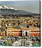 Catania Sicily Acrylic Print