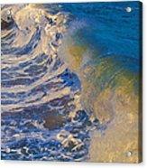 Catch A Wave Acrylic Print