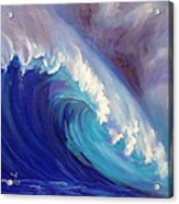 Catch Another Wave Acrylic Print