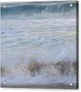 Catch The Waves Acrylic Print