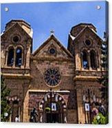 Cathedral Basilica Acrylic Print
