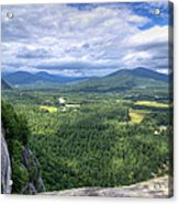 Cathedral Ledge View Acrylic Print
