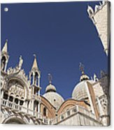 Cathedral Of San Marco  Acrylic Print