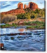 Cathedral Rock II Acrylic Print