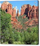 Cathedral Rock Sedona Acrylic Print