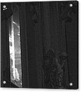 Cathedral Window Acrylic Print
