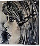 Catherine D. Acrylic Print
