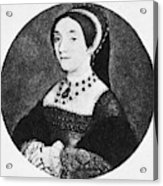 Catherine Howard (1520-1542) Acrylic Print
