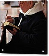 Catholic Priest Acrylic Print