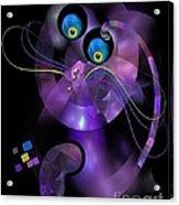 Cats 006-13 - Marucii Acrylic Print