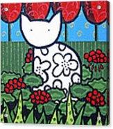 Cats 4 Acrylic Print