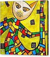Cats 583 Acrylic Print