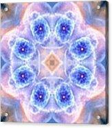 Cats Eye Nebula V Acrylic Print