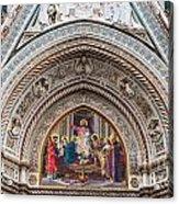 Cattedrale Di Santa Maria Del Fiore Acrylic Print