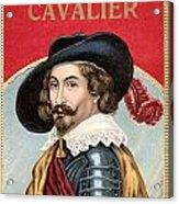 Cavalier Acrylic Print