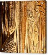 Cave Details Acrylic Print
