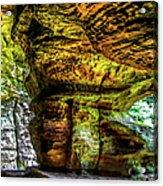Cave Land Acrylic Print