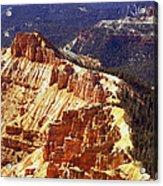 Cedar Breaks Utah Acrylic Print