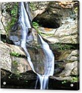 Cedar Falls II Acrylic Print