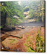 Cedar Falls Acrylic Print