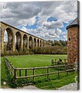 Cefn Viaduct Acrylic Print by Adrian Evans
