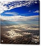 Ceiling High 3 Acrylic Print