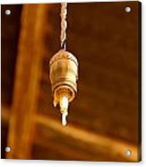 Ceiling Light Acrylic Print