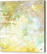 Celebrate Spring Abstract Art  Acrylic Print