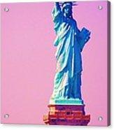 Celebrating Lady Liberty # 3 Acrylic Print
