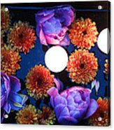 Celebration Of Life - All Souls Night Acrylic Print