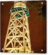 Celebration Tower Acrylic Print