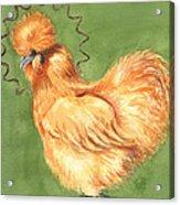Celestial Chicken Sweet Potato Acrylic Print