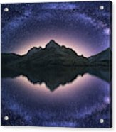 Celestial Illusion Acrylic Print