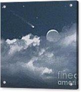 Celestial Night Acrylic Print
