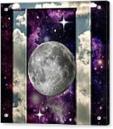 Celestial View Acrylic Print