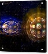 Cell Division Acrylic Print