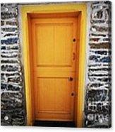 Cellar Door Acrylic Print