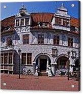 Celle Rathaus Acrylic Print