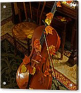 Cello Autumn 1 Acrylic Print