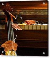 Cello Autumn 2 Acrylic Print