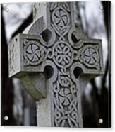 Celtic Cross 10194 Acrylic Print