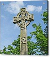 Celtic Cross Acrylic Print
