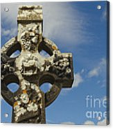 Celtic Cross, Cong Abbey, Ireland Acrylic Print