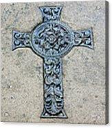 Celtic Cross IIi Acrylic Print