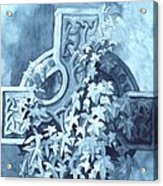 Celtic Cross Study Acrylic Print