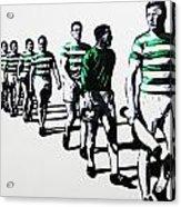 Celtic Fc Acrylic Print