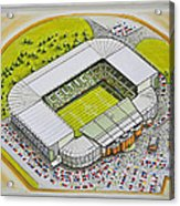 Celtic Park Acrylic Print
